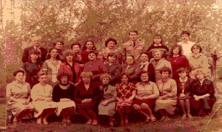 Коллектив учителей 1993 года